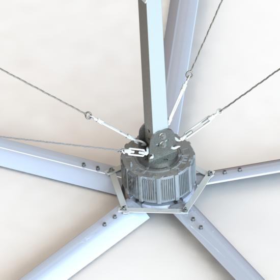 Best Price Commercial HVLS Fans